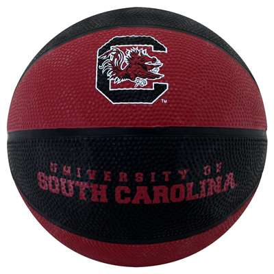 Alabama Crimson Tide Basketball Jersey >> South Carolina Gamecocks Mini Rubber Basketball