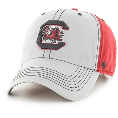 South Carolina Gamecocks '47 Brand Tumult Clean Up Adjustable Hat