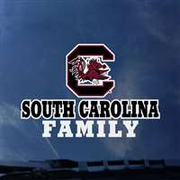 South Carolina Gamecocks Transfer Decal - Family