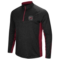 South Carolina Gamecocks Colosseum Upstart 1/4 Zip Windshirt