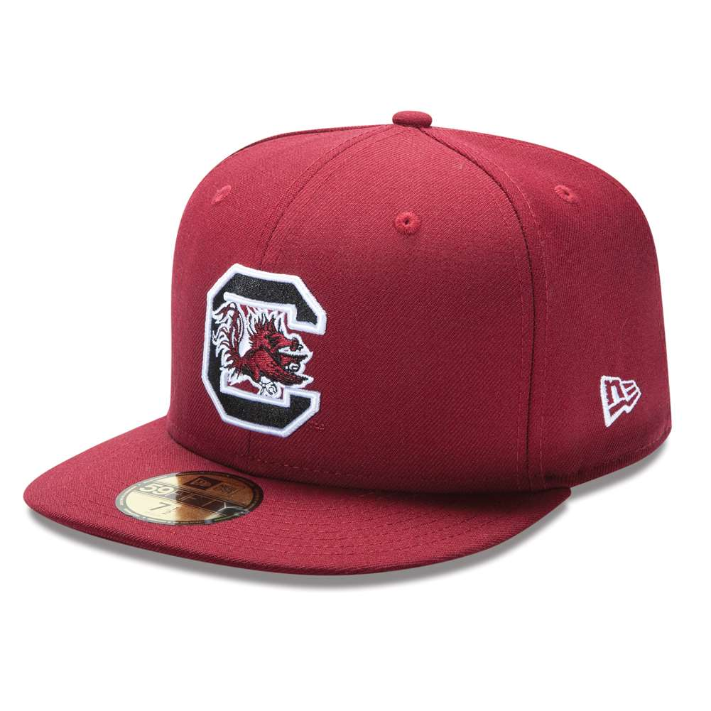 South Carolina Gamecocks New Era 5950 Fitted Baseball