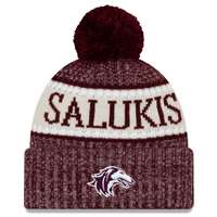 Southern Illinois Salukis New Era Sport Knit Beanie