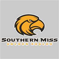 Southern Mississippi Golden Eagles Die-Cut Transfer Decal