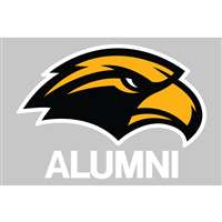 Southern Mississippi Golden Eagles Transfer Decal - Alumni