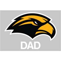 Southern Mississippi Golden Eagles Transfer Decal - Dad