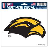"Southern Mississippi Golden Eagles Ultra Decal 5"" x 6"""