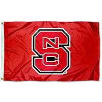 North Carolina State Wolfpack 3' x 5' Flag - Red
