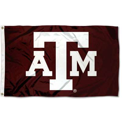 Texas A&M Aggies 3' x 5' Flag - Maroon