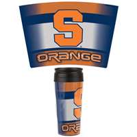 Syracuse Orange 16oz Plastic Travel Mug