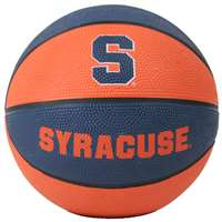 Syracuse Orange Mini Rubber Basketball