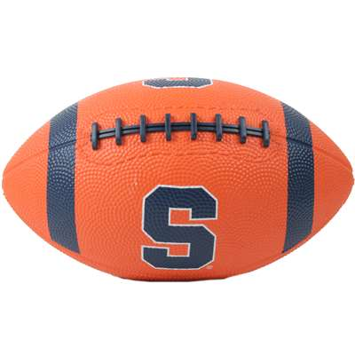 Syracuse Orange Mini Rubber Football