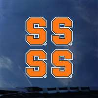 Syracuse Orange Transfer Decals - Set of 4