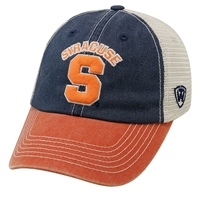 Syracuse Orange Top of the World Offroad Trucker Hat