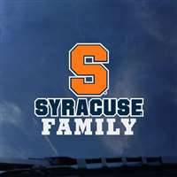 Syracuse Orange Transfer Decal - Family