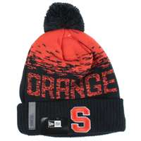 Syracuse Orange New Era Flect Sport Knit Beanie