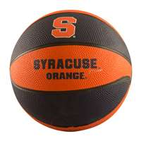 Syracuse Orange Game Master Mini Rubber Basketball