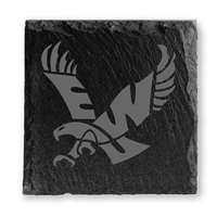 Eastern Washington Eagles Slate Coasters - Set of 4