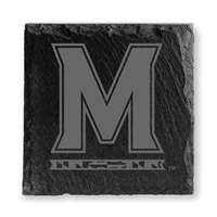Maryland Terrapins Slate Coasters - Set of 4