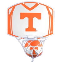 Tennessee Mini Basketball And Hoop Set