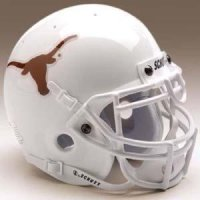 Texas Mini Helmet By Schutt