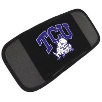Texas Christian Horned Frogs Cd Visor & Organizer