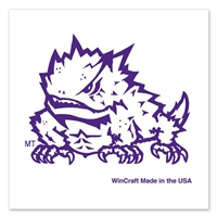 Tcu Horned Frogs Temporary Tattoo - 4 Pack
