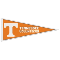 "Tennessee Volunteers Pennant 12"" X 30"""