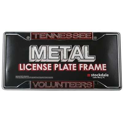 Tennessee Volunteers Metal Inlaid Acrylic License Plate Frame