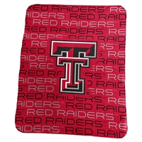 Texas Tech Raiders Classic Fleece Blanket