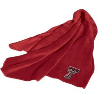 Texas Tech Raiders Fleece Throw Blanket