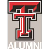 Texas Tech Red Raiders Transfer Decal - Alumni
