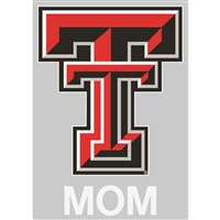 Texas Tech Red Raiders Transfer Decal - Mom