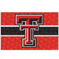 Texas Tech Red Raiders 150 Piece Puzzle