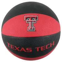 Texas Tech Red Raiders Mini Rubber Basketball