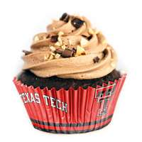 Texas Tech Red Raiders Cupcake Liners - 36 Pack