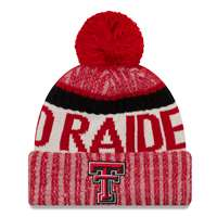 Texas Tech Red Raiders New Era Sport Knit Beanie