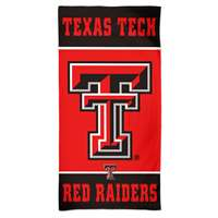 Texas Tech Red Raiders Spectra Beach Towel