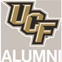 Central Florida Knights Transfer Decal - Alumni