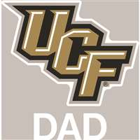 Central Florida Knights Transfer Decal - Dad