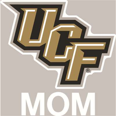 Central Florida Knights Transfer Decal Mom