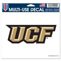 "Central Florida Knights Ultra Decal 5"" x 6"""