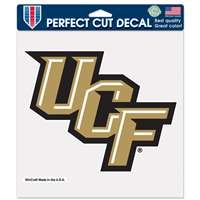 "Central Florida Knights Full Color Die Cut Decal - 8"" X 8"""