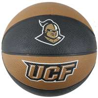 Central Florida Knights Mini Rubber Basketball