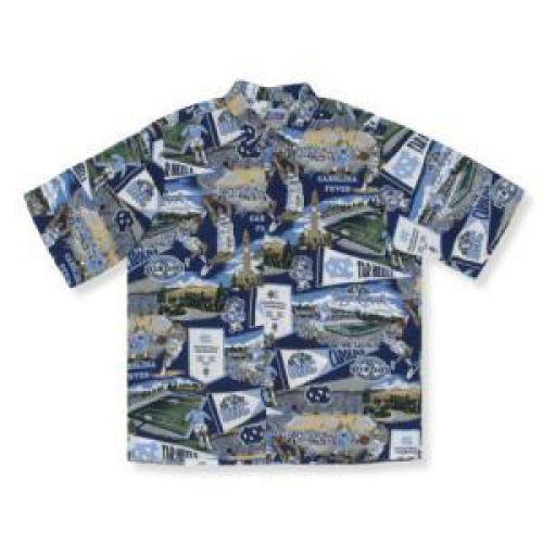 cc088f79e North Carolina Reyn Spooner Hawaiian Shirt