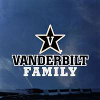 Vanderbilt Commodores Transfer Decal - Family