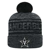 Vanderbilt Commadores Top of the World Sock It 2 Me Knit Beanie