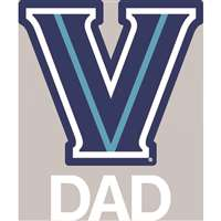 Villanova Wildcats Transfer Decal - Dad