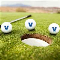 Villanova Wildcats Golf Balls - Set of 3