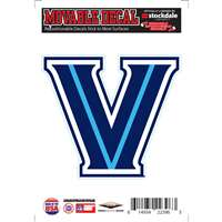 Villanova Wildcats Repositionable Vinyl Decal