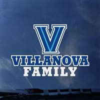 Villanova Wildcats Transfer Decal - Family